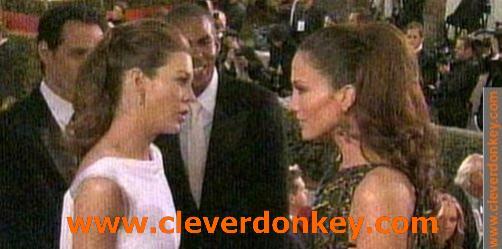 Ellen Pompeo and Jennifer Lopez