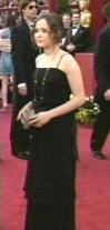 Ellen Page from Juno in the flowy black