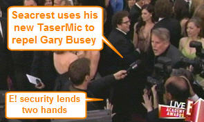 Gary Busey is Actually Insane