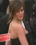 Jennifer Garner softly swept lovliness