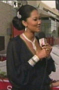 Kimora Lee Simmons makes sure you can look at her boobs by having about a million crappy diamonds pointing at them