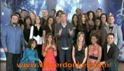 American Idol 2007 Top 24 Finalists