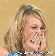 American Idol 2008 Alaina Whitaker