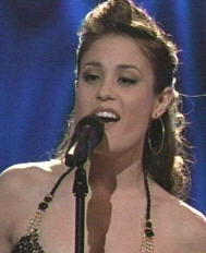 Amy Davis American Idol 2008 Top 24