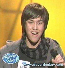 American Idol 2008 Danny Noriega