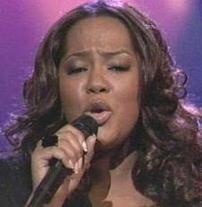 Joanne Borgella American Idol 2008 Top 24