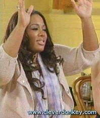 American Idol 2008 Joanne Borgella