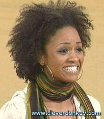 American Idol 2008 Syesha Mercado