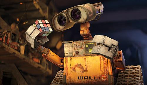 WallE Wall-E Rubik's Cube