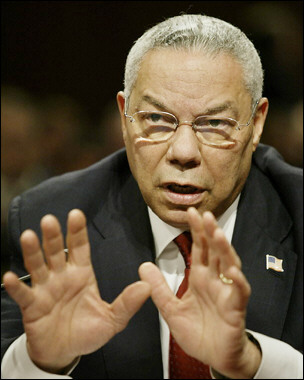 President Powell.  Has a ring to it, no?