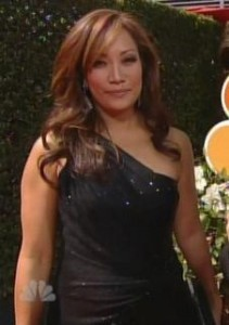 Carrie Ann Inaba Emmys 2010
