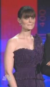 Emily Deschanel Emmys 2010