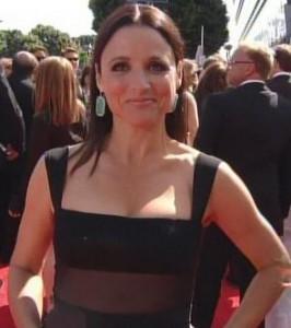 Julia Louis-Dreyfus 2010 Emmys