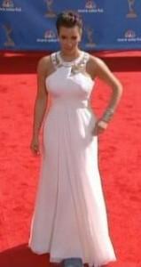 Kim Kardashian Full Length Emmys 2010