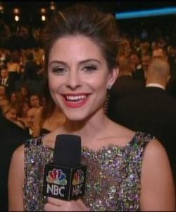 Maria Menounous 2010 Emmys