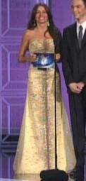Sofia Vergara Emmys 2010